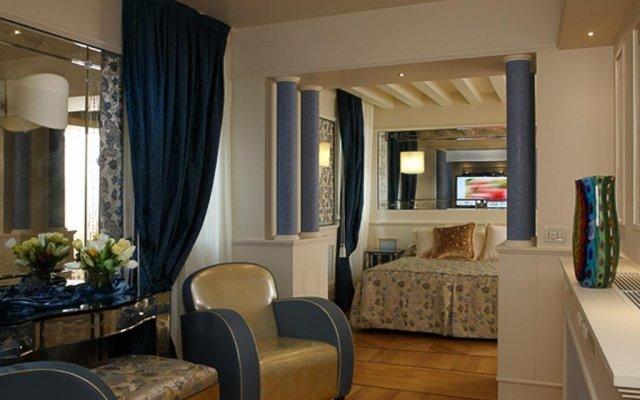 Отель San Marco Luxury - Canaletto Suites комната для гостей