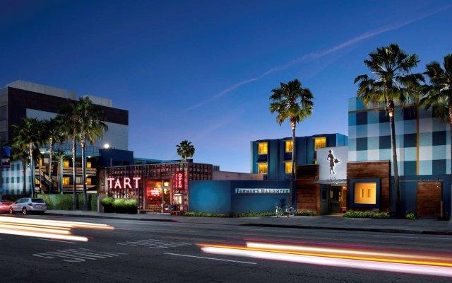 Отель Farmer's Daughter США, Лос-Анджелес - отзывы, цены и фото номеров - забронировать отель Farmer's Daughter онлайн вид на фасад