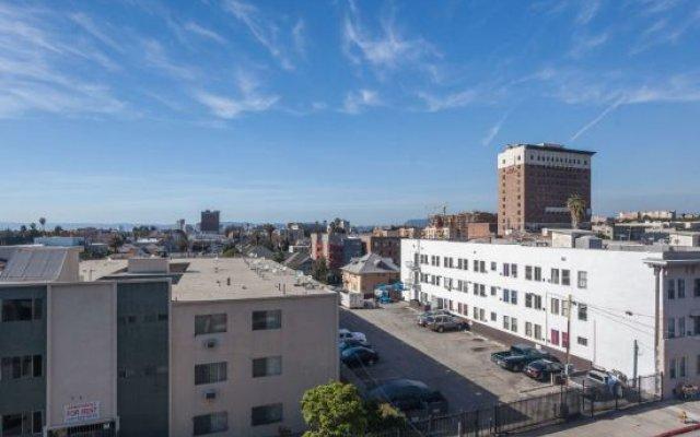 Отель Tripbz Flo Suites США, Лос-Анджелес - отзывы, цены и фото номеров - забронировать отель Tripbz Flo Suites онлайн