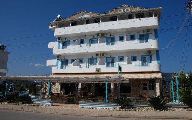 Hotel Murati вид на фасад