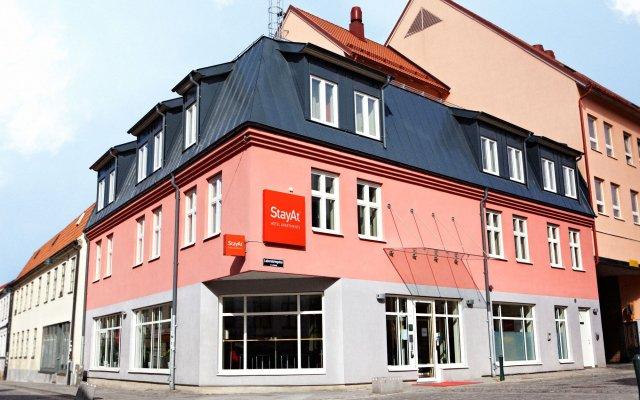 Отель Forenom Aparthotel Lund Швеция, Лунд - отзывы, цены и фото номеров - забронировать отель Forenom Aparthotel Lund онлайн вид на фасад