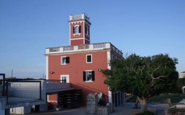 Отель Alberg Juvenil Sa Vinyeta вид на фасад