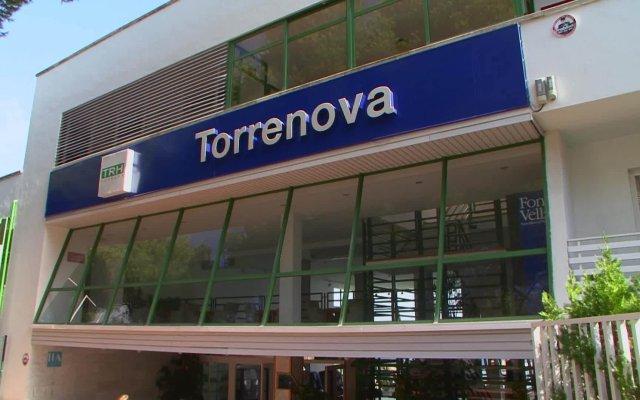 Отель TRH Torrenova вид на фасад