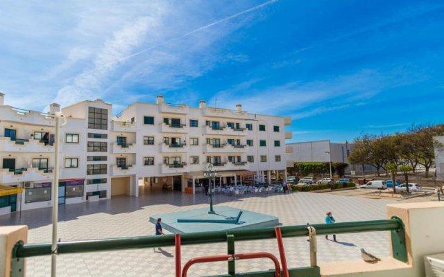 Отель Dunas de Alvor Португалия, Портимао - отзывы, цены и фото номеров - забронировать отель Dunas de Alvor онлайн вид на фасад