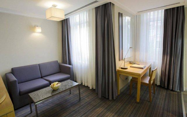 Отель Housez Suites Стамбул комната для гостей