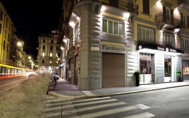Отель Style Hotel Италия, Милан - отзывы, цены и фото номеров - забронировать отель Style Hotel онлайн вид на фасад