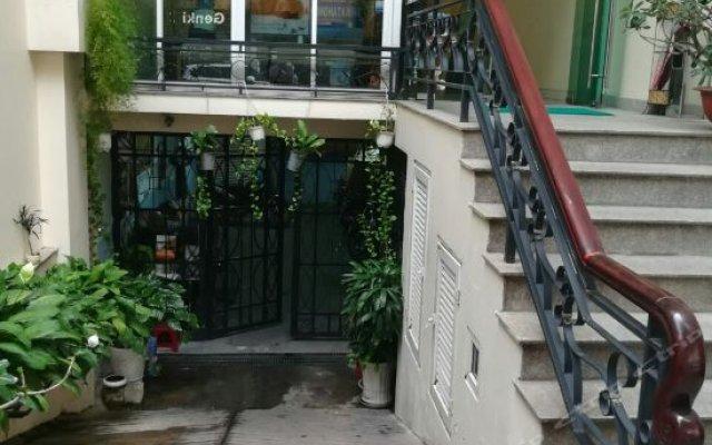 Апартаменты PL Central Apartment вид на фасад