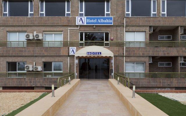 Hotel Albahia вид на фасад