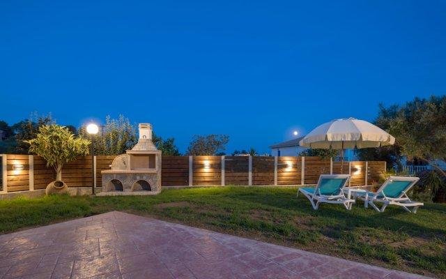 Отель Lorenzo Villas Греция, Закинф - отзывы, цены и фото номеров - забронировать отель Lorenzo Villas онлайн вид на фасад