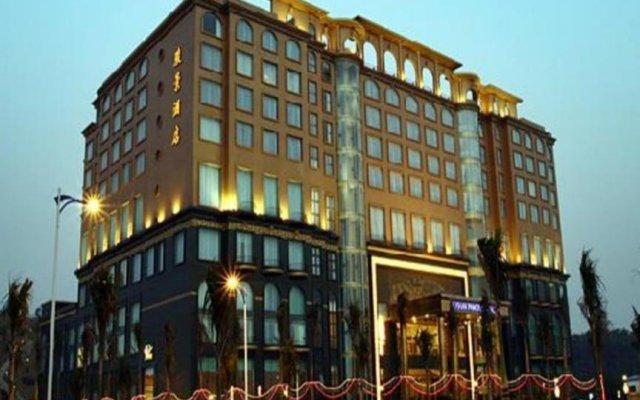 Foshan Panorama Hotel вид на фасад