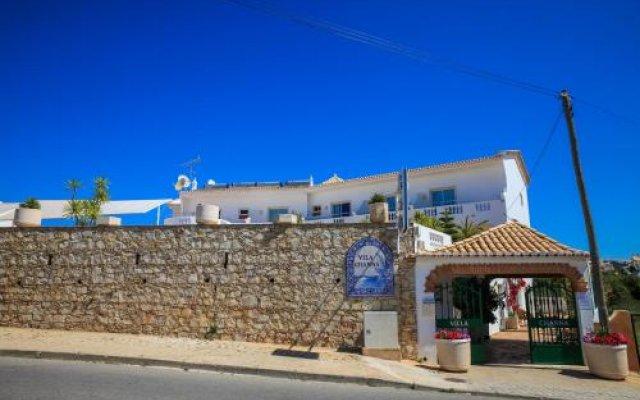 Отель Vila Channa Португалия, Албуфейра - отзывы, цены и фото номеров - забронировать отель Vila Channa онлайн вид на фасад