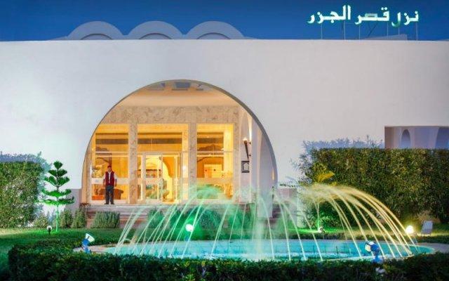 Отель Palais des Iles Тунис, Мидун - отзывы, цены и фото номеров - забронировать отель Palais des Iles онлайн вид на фасад