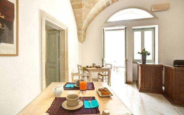 Отель La Dimora dei Celestini Лечче комната для гостей