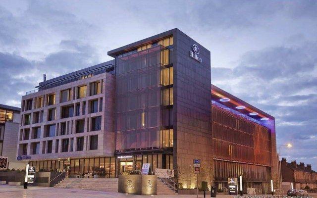Отель Hilton Dublin Kilmainham вид на фасад