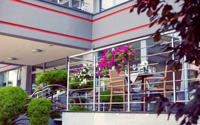 Отель Śląsk Польша, Вроцлав - отзывы, цены и фото номеров - забронировать отель Śląsk онлайн вид на фасад