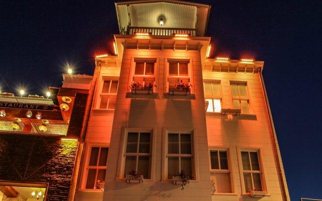 Отель Mataraci Konak Стамбул вид на фасад