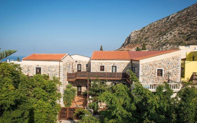 Отель Balsamico Traditional Suites Греция, Херсониссос - отзывы, цены и фото номеров - забронировать отель Balsamico Traditional Suites онлайн вид на фасад