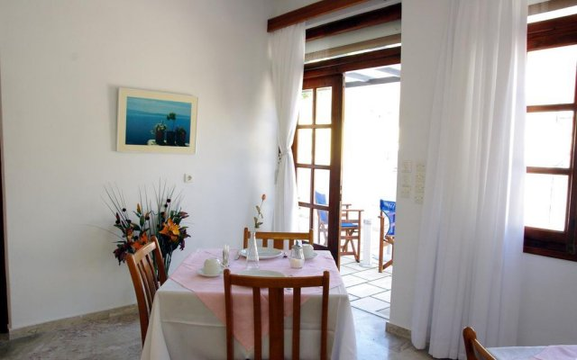 Отель Marybill Греция, Остров Санторини - отзывы, цены и фото номеров - забронировать отель Marybill онлайн комната для гостей