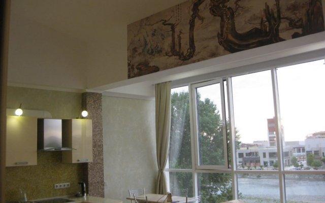 Апартаменты RozaMari Apartments комната для гостей