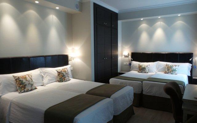 Отель Moderno Испания, Мадрид - 8 отзывов об отеле, цены и фото номеров - забронировать отель Moderno онлайн комната для гостей