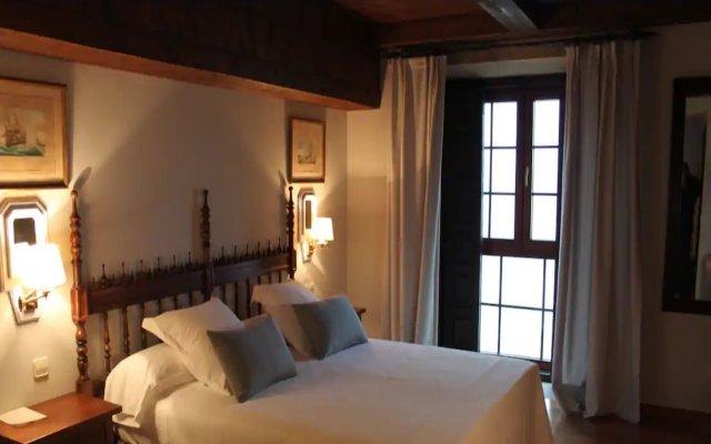Отель Parador De Baiona Испания, Байона - отзывы, цены и фото номеров - забронировать отель Parador De Baiona онлайн вид на фасад