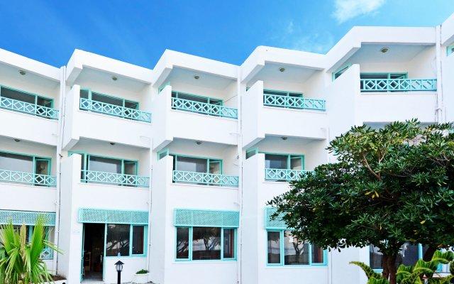 Side Kleopatra Beach Hotel Турция, Сиде - 1 отзыв об отеле, цены и фото номеров - забронировать отель Side Kleopatra Beach Hotel онлайн вид на фасад