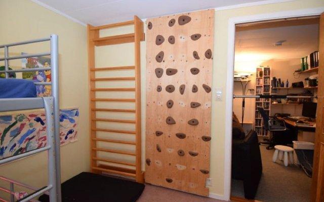 Отель Solferie Holiday Home Breimyråsen Кристиансанд комната для гостей