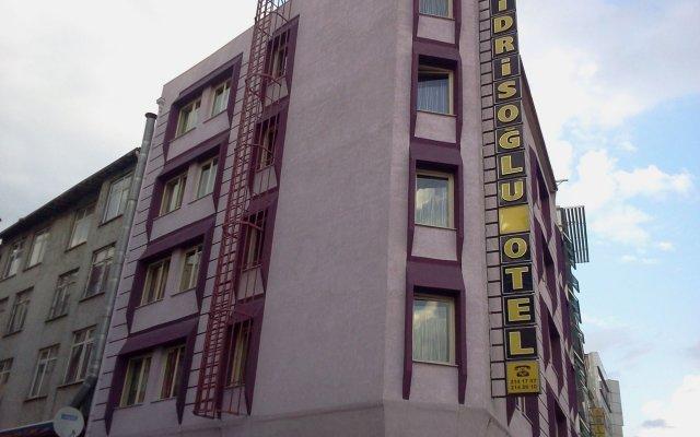 Idrisoglu Hotel Турция, Кастамону - отзывы, цены и фото номеров - забронировать отель Idrisoglu Hotel онлайн вид на фасад