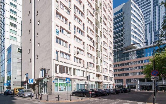 Отель Apartament Dream Loft Sliska Польша, Варшава - отзывы, цены и фото номеров - забронировать отель Apartament Dream Loft Sliska онлайн вид на фасад