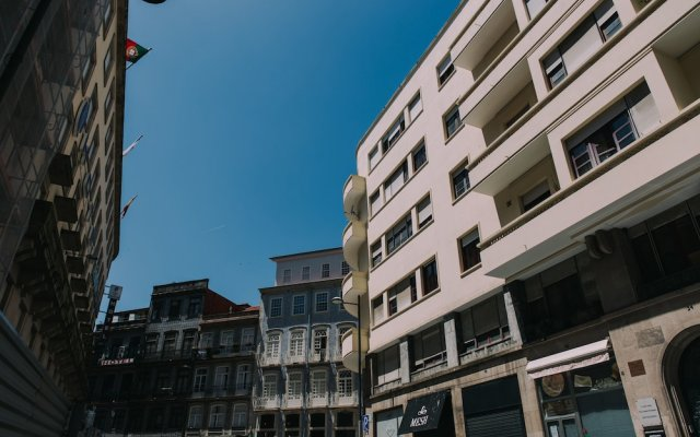 Апартаменты Puro Apartment Порту вид на фасад