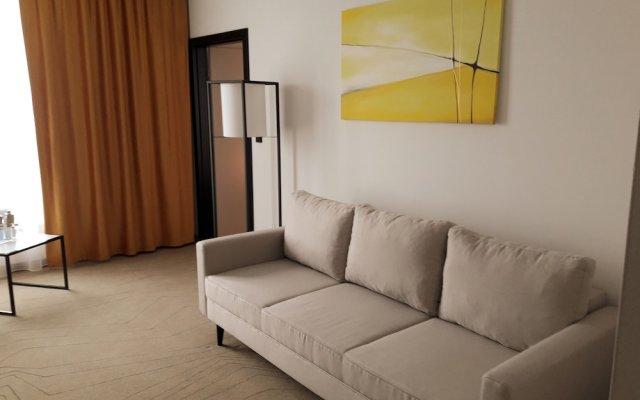 Отель Arche Hotel Krakowska Польша, Варшава - отзывы, цены и фото номеров - забронировать отель Arche Hotel Krakowska онлайн комната для гостей