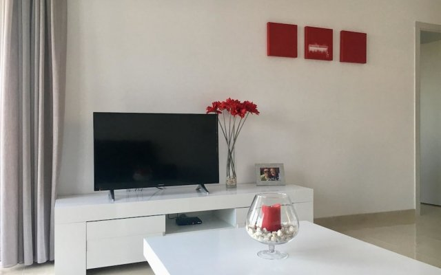 Апартаменты Apartment With 3 Bedrooms in Orihuela, With Wonderful sea View, Pool A комната для гостей