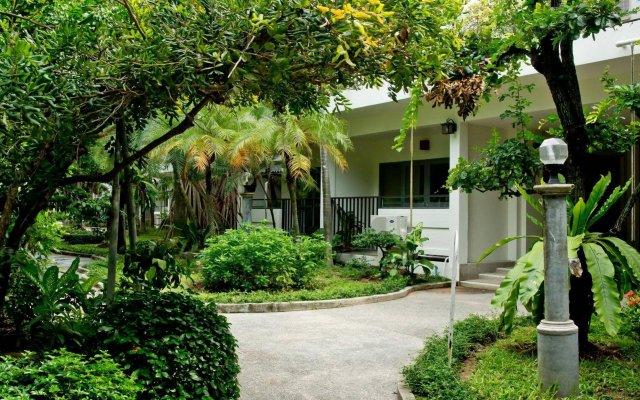 Отель Sunshine Garden Resort Таиланд, Паттайя - 3 отзыва об отеле, цены и фото номеров - забронировать отель Sunshine Garden Resort онлайн вид на фасад