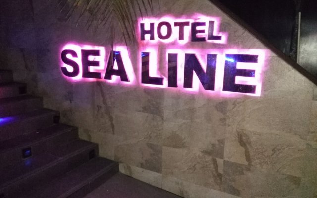 Hotel Sealine вид на фасад