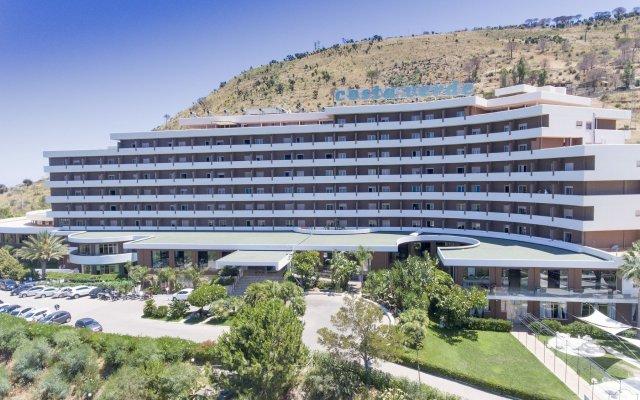 Отель Costa Verde Италия, Чефалу - 2 отзыва об отеле, цены и фото номеров - забронировать отель Costa Verde онлайн вид на фасад
