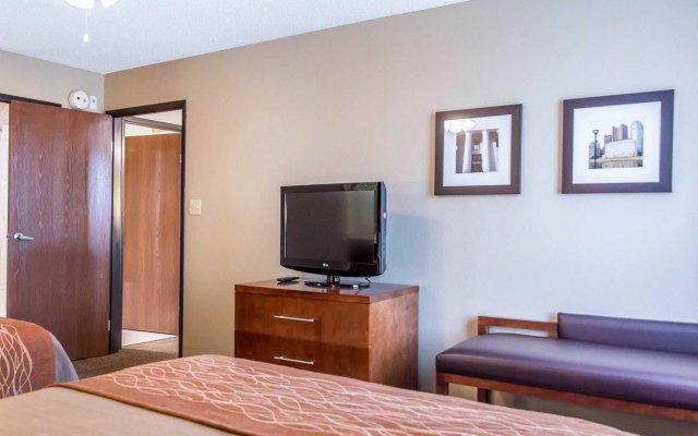 Отель Comfort Inn North/Polaris США, Колумбус - отзывы, цены и фото номеров - забронировать отель Comfort Inn North/Polaris онлайн комната для гостей
