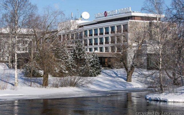 Отель Original Sokos Kimmel Йоенсуу вид на фасад