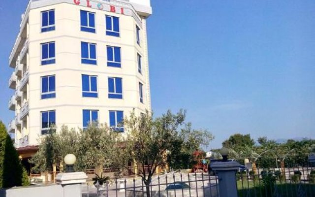 Отель Globi Албания, Шенджин - отзывы, цены и фото номеров - забронировать отель Globi онлайн вид на фасад