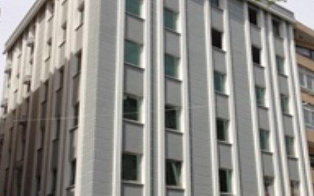 Ixir Hotel вид на фасад