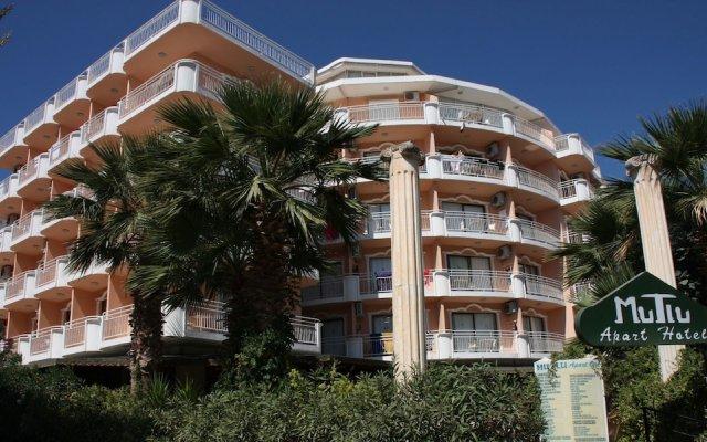 Mutlu Apart Otel Турция, Дидим - отзывы, цены и фото номеров - забронировать отель Mutlu Apart Otel онлайн вид на фасад