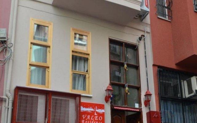 Valeo Hotel Турция, Стамбул - отзывы, цены и фото номеров - забронировать отель Valeo Hotel онлайн вид на фасад