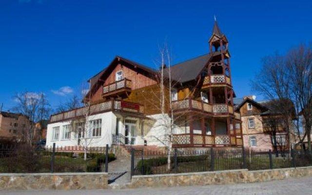 Гостиница Nabi Украина, Трускавец - отзывы, цены и фото номеров - забронировать гостиницу Nabi онлайн вид на фасад