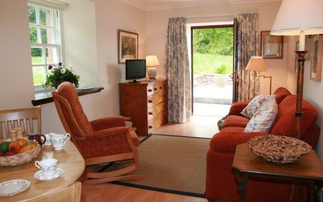 Отель Finnich Cottages Великобритания, Глазго - отзывы, цены и фото номеров - забронировать отель Finnich Cottages онлайн комната для гостей