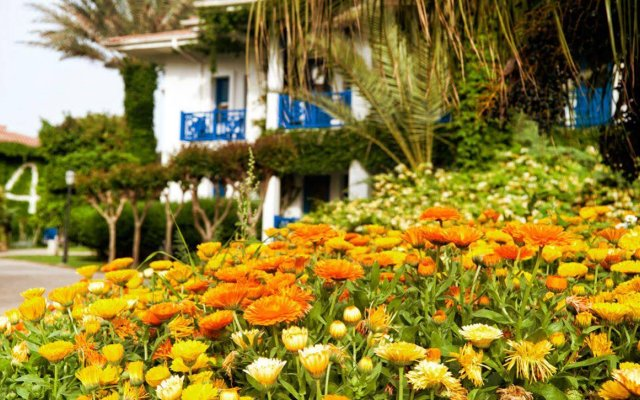 Belconti Resort Hotel - All Inclusive вид на фасад