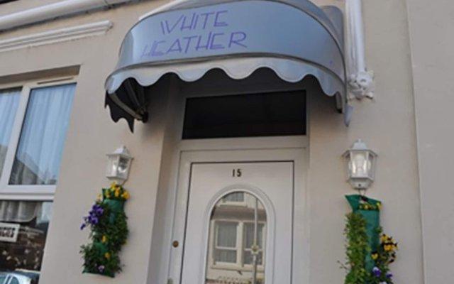 White Heather Hotel вид на фасад