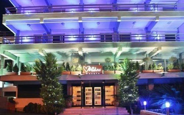 Отель Midas Hotel Греция, Кифисия - отзывы, цены и фото номеров - забронировать отель Midas Hotel онлайн вид на фасад