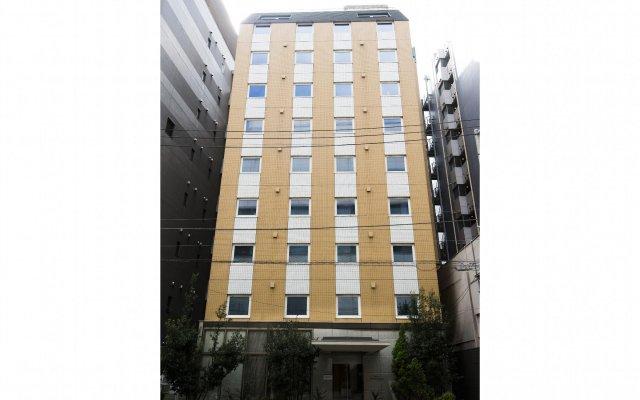 Hotel Villa Fontaine Tokyo-Hamamatsucho вид на фасад