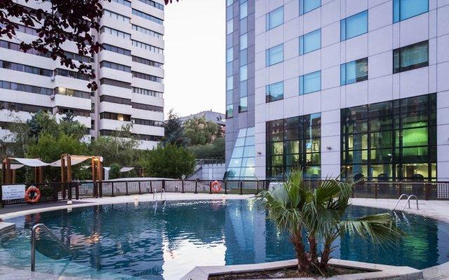 Отель Eurostars Suites Mirasierra