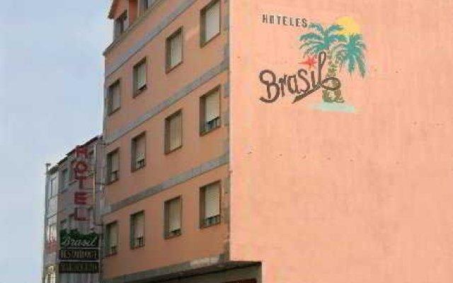 Brasil Hotel вид на фасад