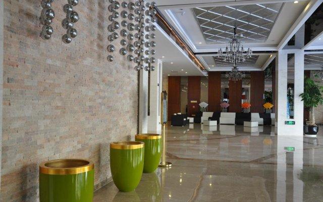 Отель Oriental Taoyuan Hotel Китай, Сямынь - отзывы, цены и фото номеров - забронировать отель Oriental Taoyuan Hotel онлайн вид на фасад